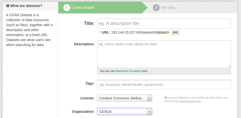 Developer: software and data management :: MSO4SC Documentation